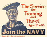 Join the NAVY  The Service for Training and Travel