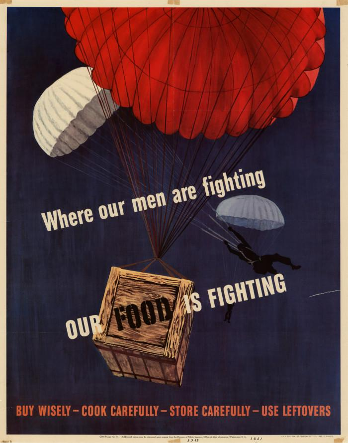 Where Our Men Are Fighting