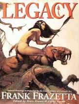 Legacy: Paintings by Frank Frazetta