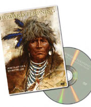 "Howard  Terpning: Storyteller <font color=""red"">DVD</font>"