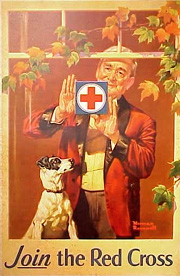Join the Red Cross
