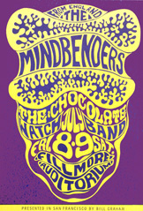 Mindbenders -- From England..