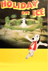 Holiday on Ice -- Snoopy