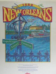 1988 Republican National Convention, New Orleans