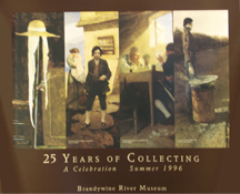 Brandywine River Museum Poster: 25 years of Collection