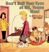 Zits: Don't Roll Your Eyes
