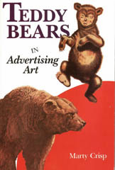 Teddy Bears in Advertising Art