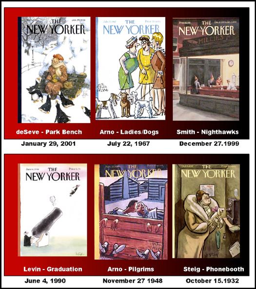 New Yorker Covers Sale
